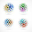 Chemical spheres