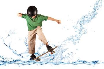 skate splash