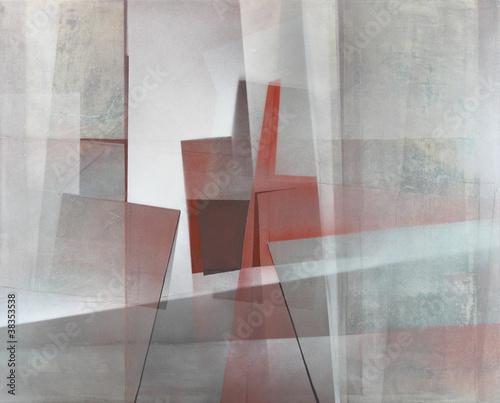 Abstraktes Gemälde © Bernd S.