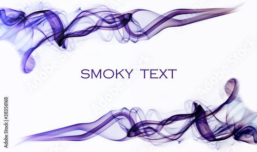 Smoky frame