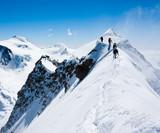 Fototapeta turystyka - alpejskie - Góry