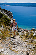 Hiking in Adriatic