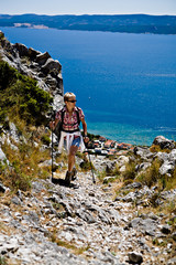 Hiking in Adriatic