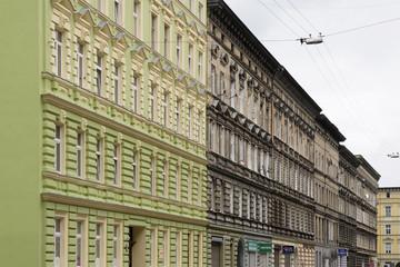 Stadtteilsanierung Stettin