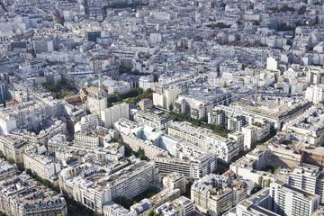 Paryż - kamienice