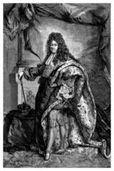 Louis XIV - 17th/18th century