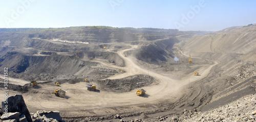 Coal mining - 38371582