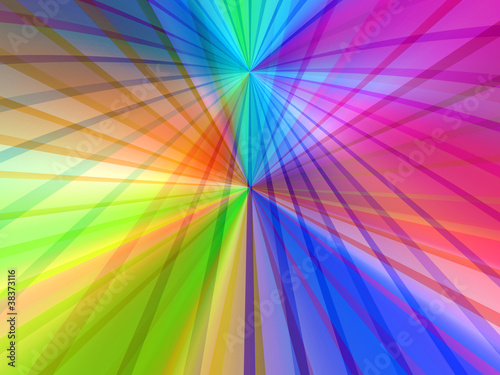 Multicolored Fantasy Background
