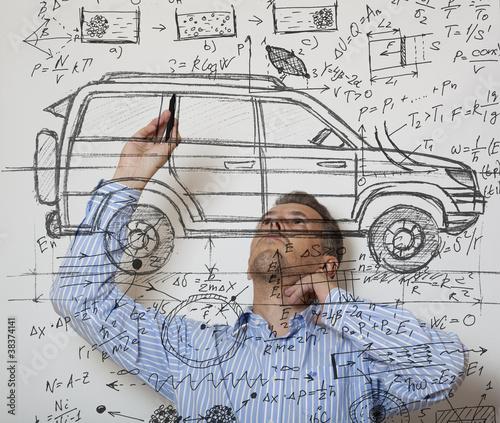 Car Designer Inventor
