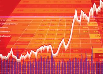 la crise boursière - le crack - l'inflation
