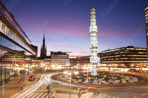 Stockholm City Center, Sergels Torg - 38375503