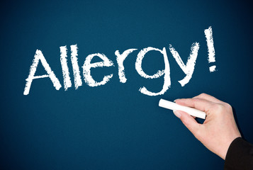 Allergy !