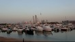 Marina in Abu Dhabi, United Arab Emirates
