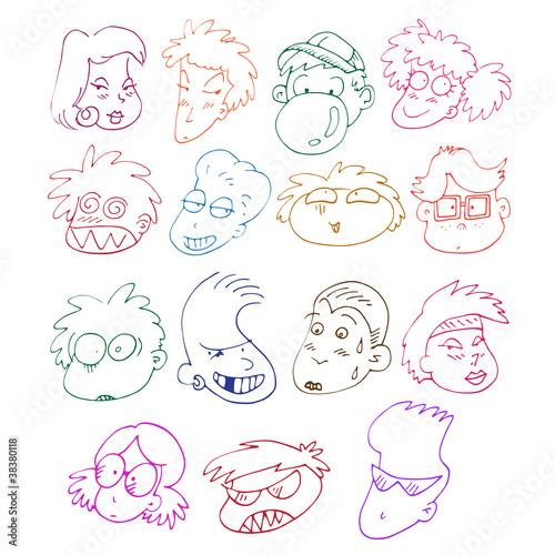 comics characters