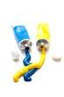 bleue,jaune