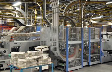 Druckerei // printing press