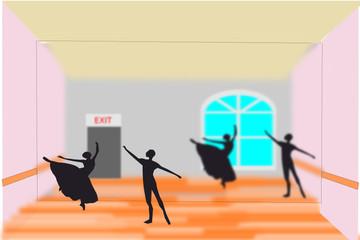 Ballet Dancers Studio