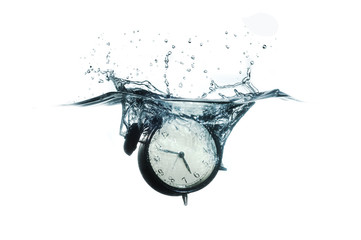 Clock Splash