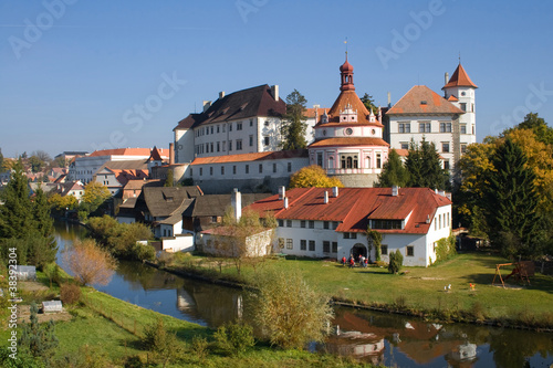 Castle and Chateau, Jindrichuv Hradec