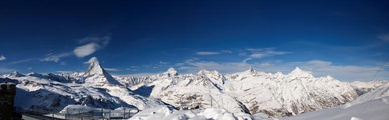 Matterhorn, Pennine Alps