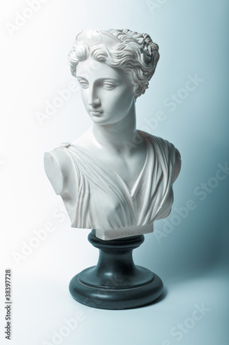 statue of Artemis(Diana) goddess - 38397728