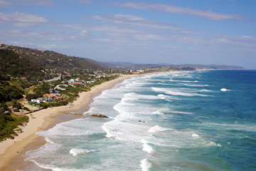 Widerness Beach in South Africa's Garden Route