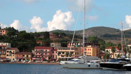 Video Clip Of Porto Azzurro, Elba Island