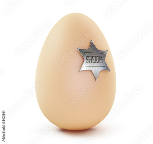 egg sheriff