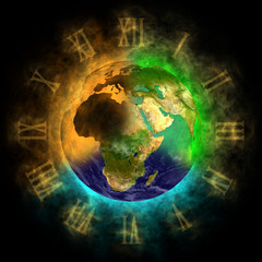 2012 - Transformation of consciousness on Earth - Europe