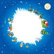 Santa Claus planet