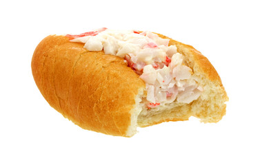 Bite Crabmeat Filled Finger Roll