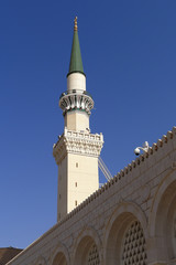 Minaret of Nabawi Mosque