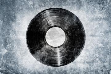grunge lp record