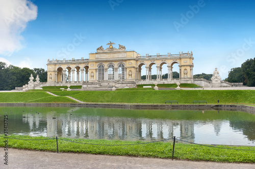 The Gloriette, Schoenbrunn Palace, Vienna