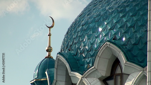 The Kazan mosque Kul Sharif