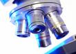 Scientific microscope.