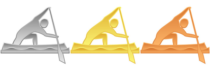 Piragüismo - canoe sprint, juegos olímpicos