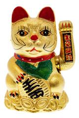 chinesische Winkekatze