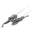 Ninja flying with Sword
