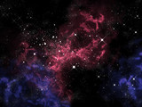 Fototapety Orion in the universe