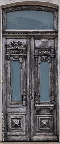Старая дверь - 38432702