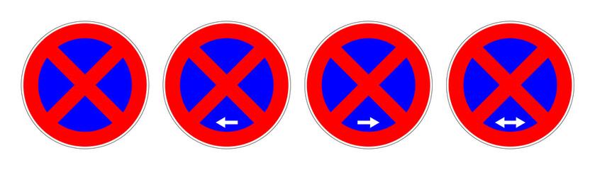 Haltverbot Verkehrszeichen 283 absolutes