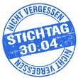Stempel - Stichtag 30.04 (II)