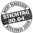 Stempel - Stichtag 30.04 (III)