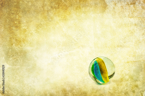 glass marble background