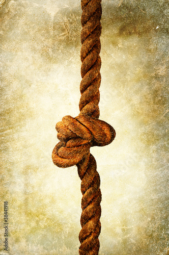 strong rope knot