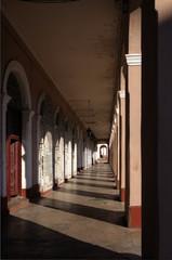 Kolonialhaus in Cienfuegos auf Kuba