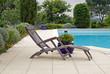 piscine et jardin d'ornement  # 02