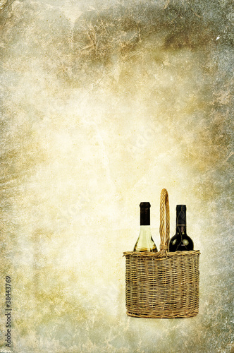 wine backdrop