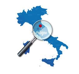 Foligno - Umbria -  Italie - Italia
